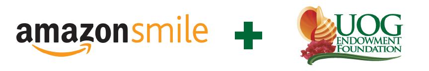 Amazonsmile + UOGEF graphic