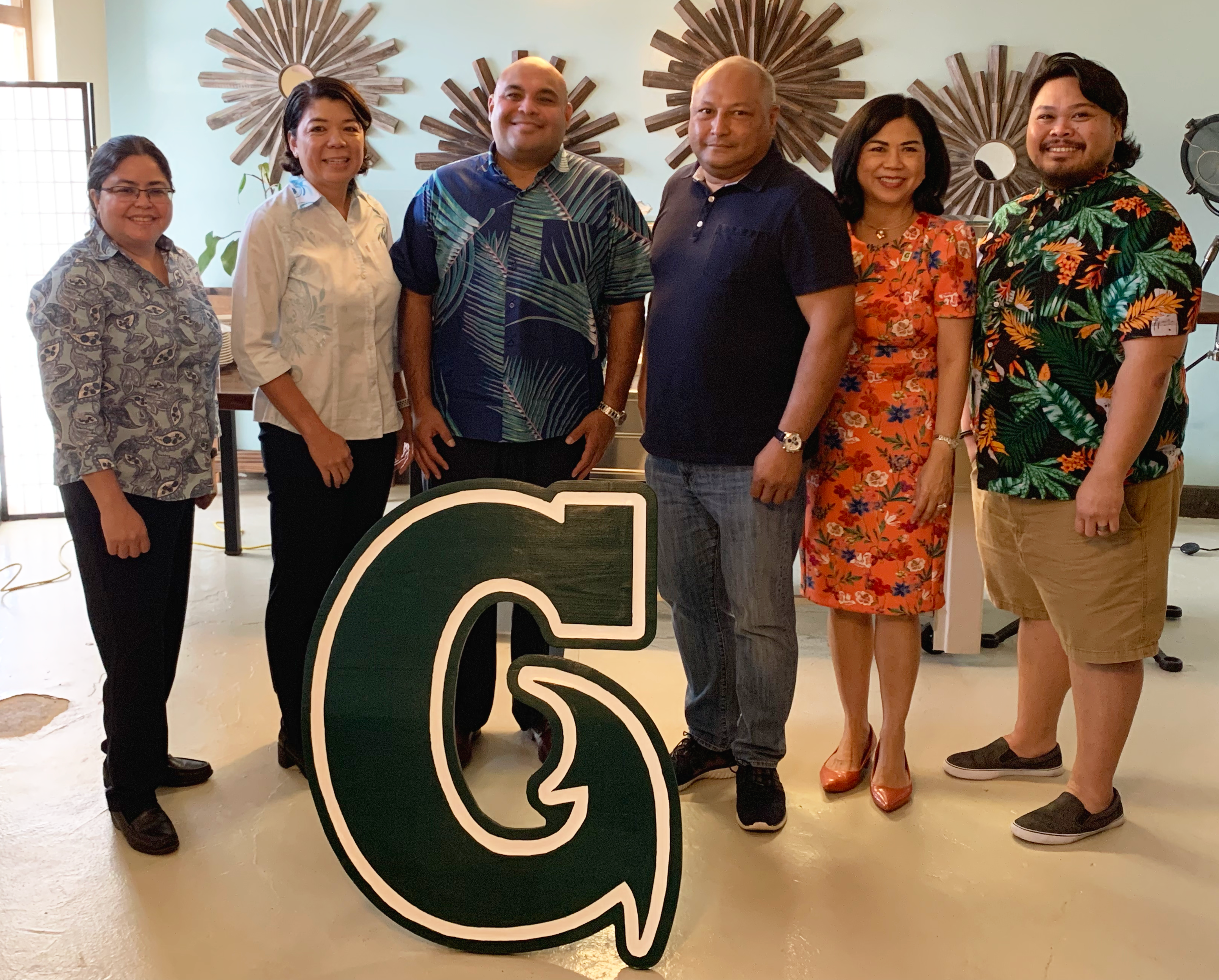 Equality Guam and The Venue Guam Donate to the ISA LGBTQ+ Support Scholarship